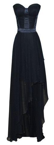 DINA BAR-EL - Tamlin Gown @Girl Meets Dress HIRE : £109 Girl Meets Dress Dress Hire, Rent a Dress