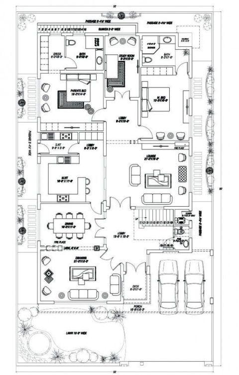 10 Marla House Map Design In Pakistan Valoblogi Com House Map 10 Marla House Plan Free House Plans