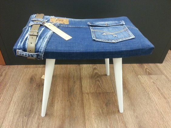 Jeans krukje www.stapel-huis.nl