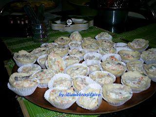 Cozinha da Iliane: barquetes(salgadinhos para festas)