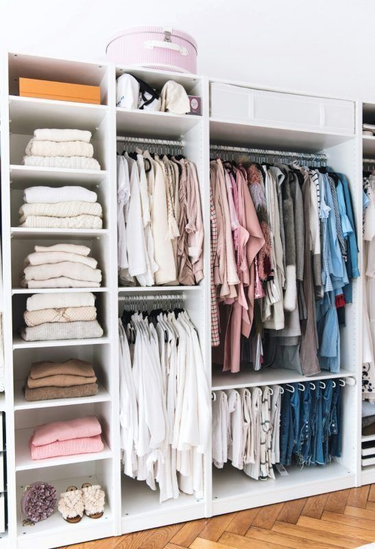 Follow This Marvelous Closet Organization Ideas To Make What S Inside Your As Beautiful As The Outside Apartment Bedroom Decor Ikea Pax Closet Closet Designs