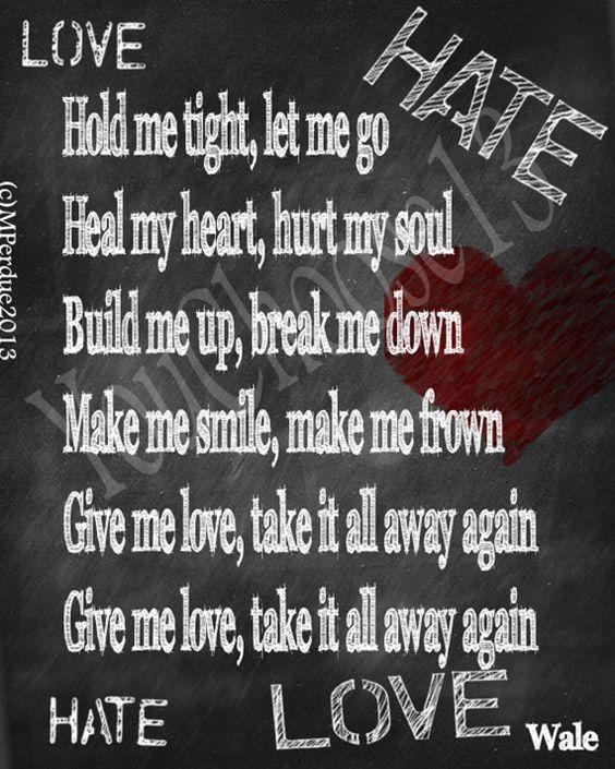 Wale world tour lyrics