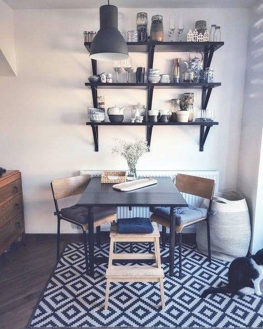 Ekby Stodis Bracket Black Ikea Deep Shelves Shelves Wall Shelves