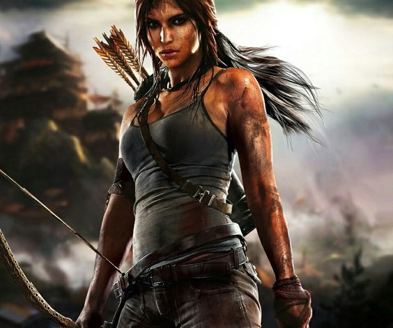 Tomb Rider Wallpaper: Tomb Raiders, Raiders And Lara Croft On Pinterest