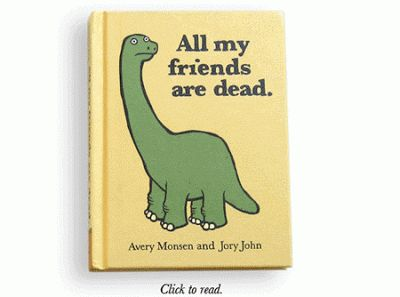 El Vinosaurio: All my friends are dead