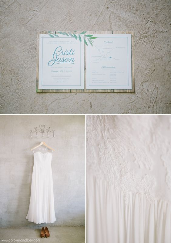 Gorgeous gown from Lunar  Cristi & Jason {say i do} | Carolien and Ben Wedding Photography