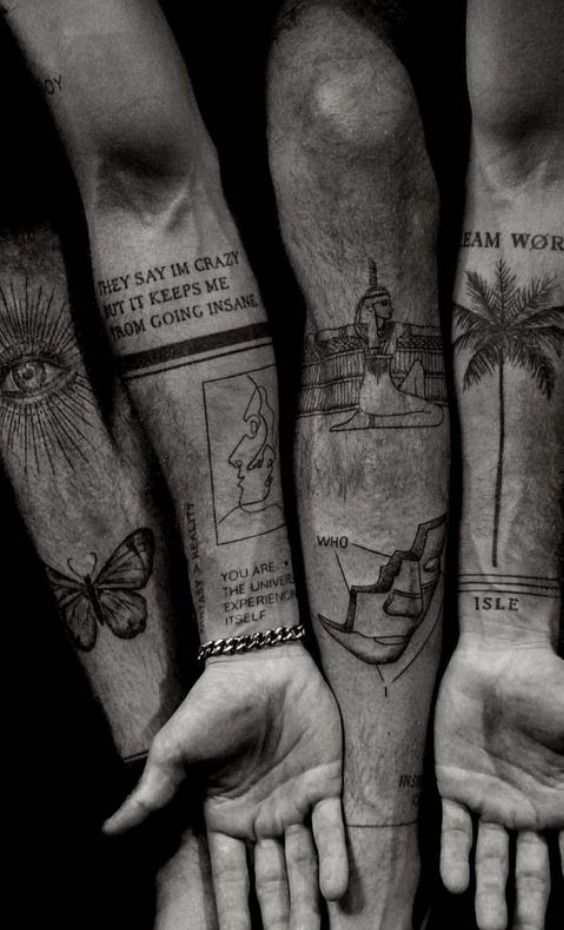 Tattoo Styles Positivefox Com Thigh Tattoo Men Small Tattoos For Guys Tattoo Style