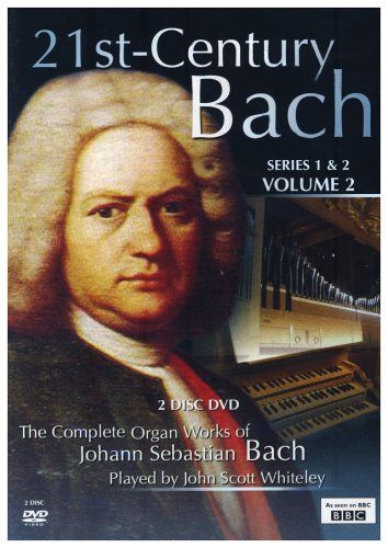 21st Century Bach: Volume 2 DVD - Click picture for details