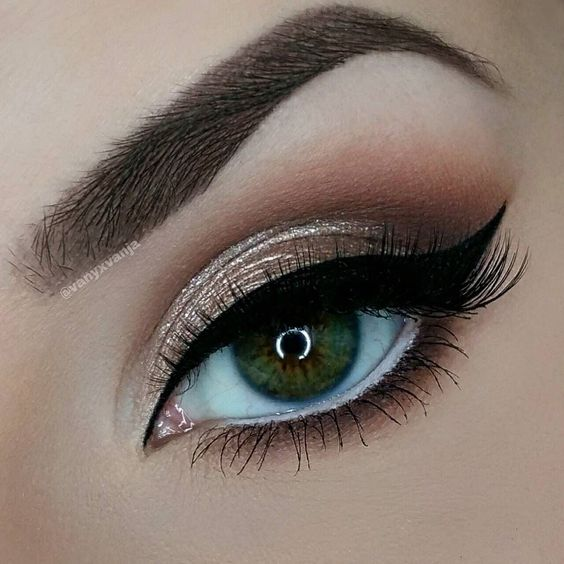 Mac makeup has the best brow gel! Long lasting and perfect for sculpting that brow!