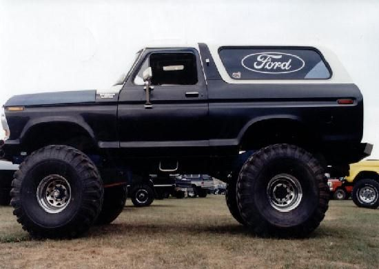 1978 ford bronco picture exterior old ford broncos. Black Bedroom Furniture Sets. Home Design Ideas