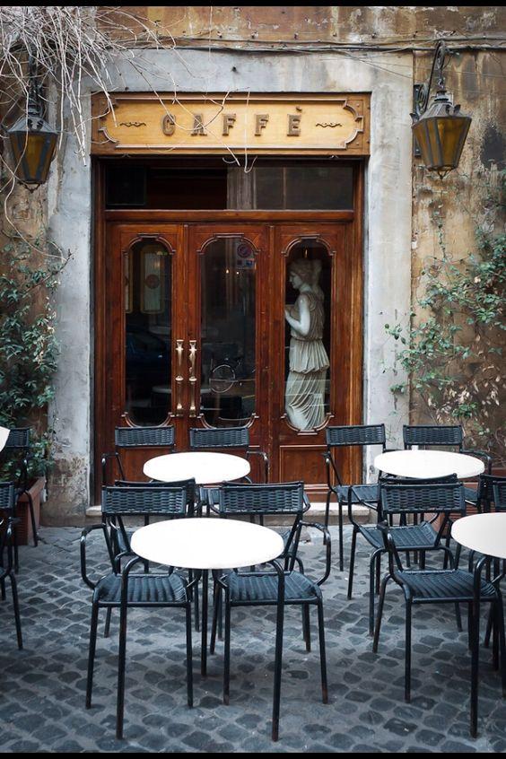 Café de la Pace Roma