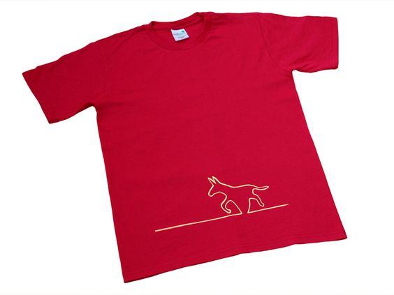 T-Shirts - Renn-Esel | T-Shirt für Kinder - ein Designerstück von metapuma bei…