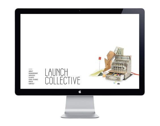 Launch Collective Website | RoAndCo Studio