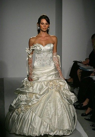 Kleinfeld Pnina Tornai wedding-ideas