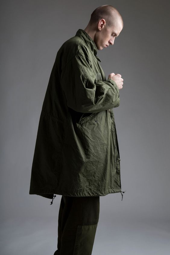 Canada Goose jackets outlet 2016 - Vintage Military Parka, Men's Shirt and Sweatpants, Issey Miyake ...