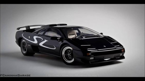 Lamborghini Diablo SV - FCaminhaGarage 1/18 1998 Lamborghini Diablo SV black by AUTOart   MUSIC - JPB & MYRNE - Feels Right (ft. Yung Fusion) [NCS Release] https://www.youtube.com/watch?v=dXYFK-jEr8Y&list=PLRBp0Fe2Gpgm0WF6DEGmb7ab4qHAGlPzg&index=2