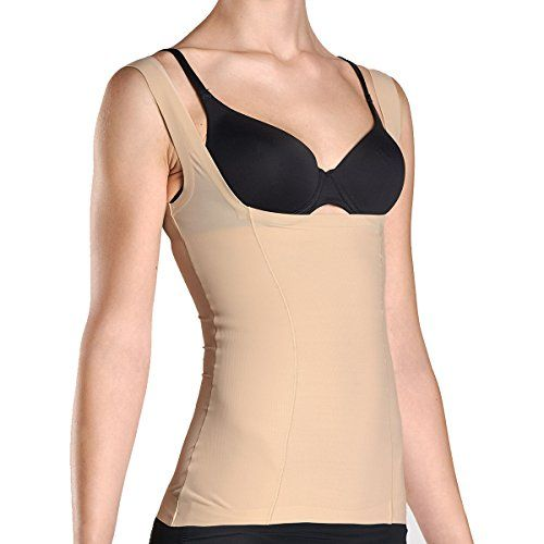 2 Figurformende push up BH Hemdchen Damen Bauchweg shapewear Unterwäsche