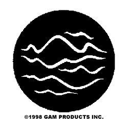 GAM Pattern #621 Wavy Lines