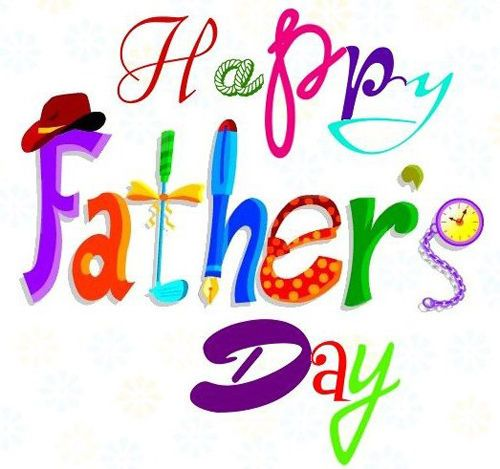 Colorful Happy Father S Day Text Pictures Photos And Images For Facebook Tumblr Pi Happy Father Day Quotes Happy Mother Day Quotes Happy Fathers Day Images