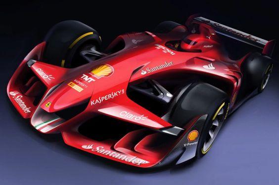 Ferrari présente une voiture qui pourrait être l'avenir de la F1