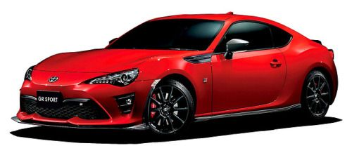 Toyota 86 Gr Sport 2018 A New Version Of From Gt86 Fromgazoo Toyota 86 Toyota Toyota Gt86