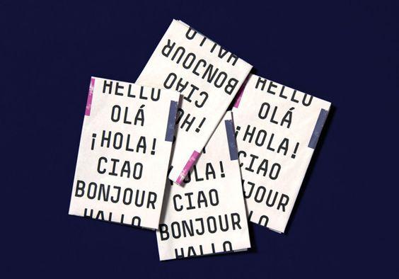¡Hola! Fanzine by Margarida Borges, #design