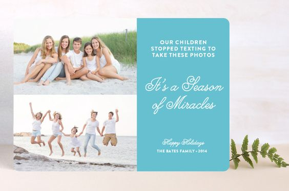 Season of Miracles No. 2 by The Detroit Card Co. at minted.com
