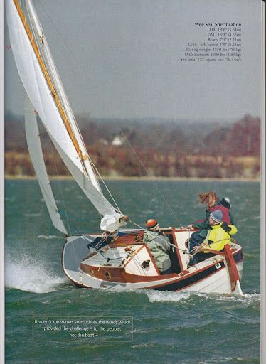 Help with choosing a sailboat?