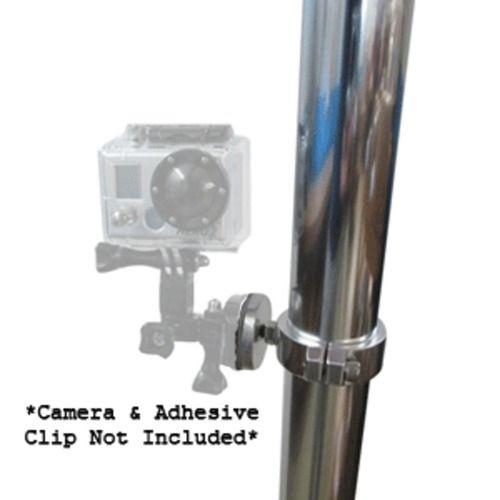 Rupp GoPro Clamp Mount f/GoPro Camera - Tube OD 2.0