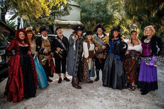 Tybee Island Piratefest Buccaneer Ball 2015