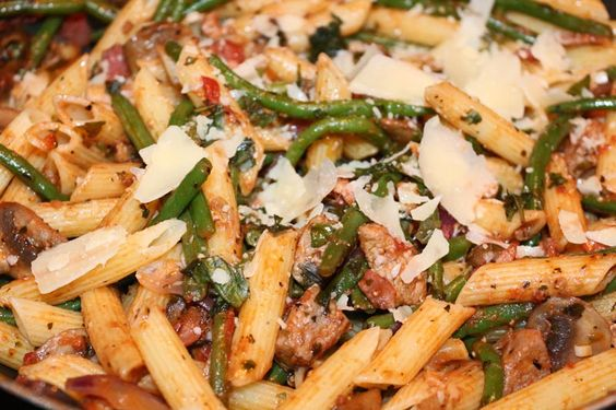 RECIPE | PASTA HARICOTS - SOULLEAPS | LIFESTYLE BLOG