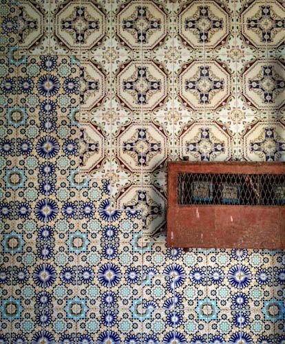 Tapeten Marokkanische Muster : Moroccan Tiles