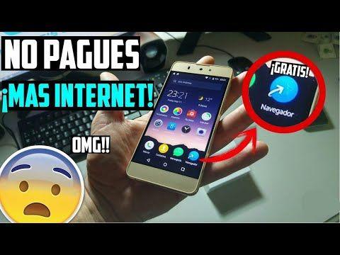 Mira Como Tener Internet Gratis Para Siempre Cualquier Pais Y Compañia Funciona 100 2018 Youtube Como Tener Internet Trucos Para Celulares Antena Wifi