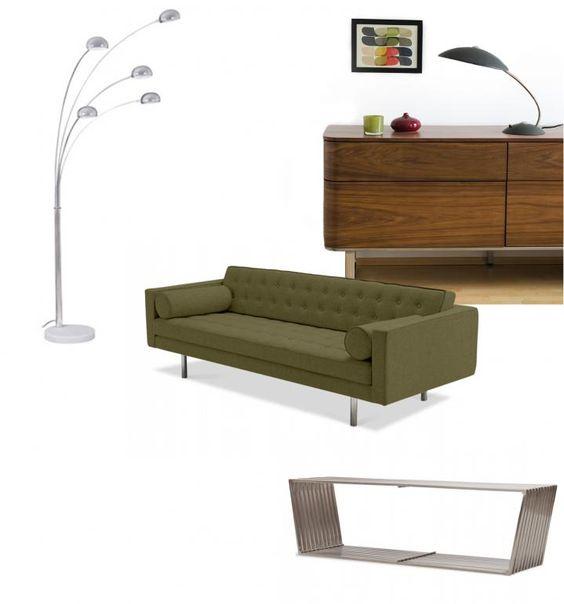 Verspielte Funktionalität ist das Hauptmerkmal des Mid-Century Stils. Entdecken Sie den Stil von Vertretern, wie Eames und Aalto.