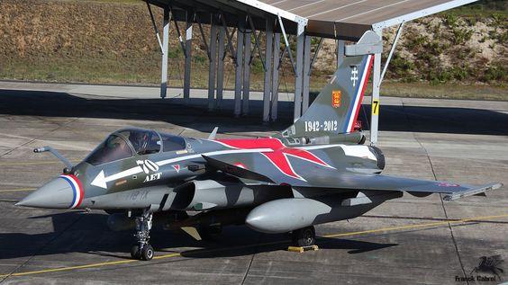 Rafale C - Normandy/Niemen 1942-2012 Anniversary Scheme http://www.resboiu.ro/
