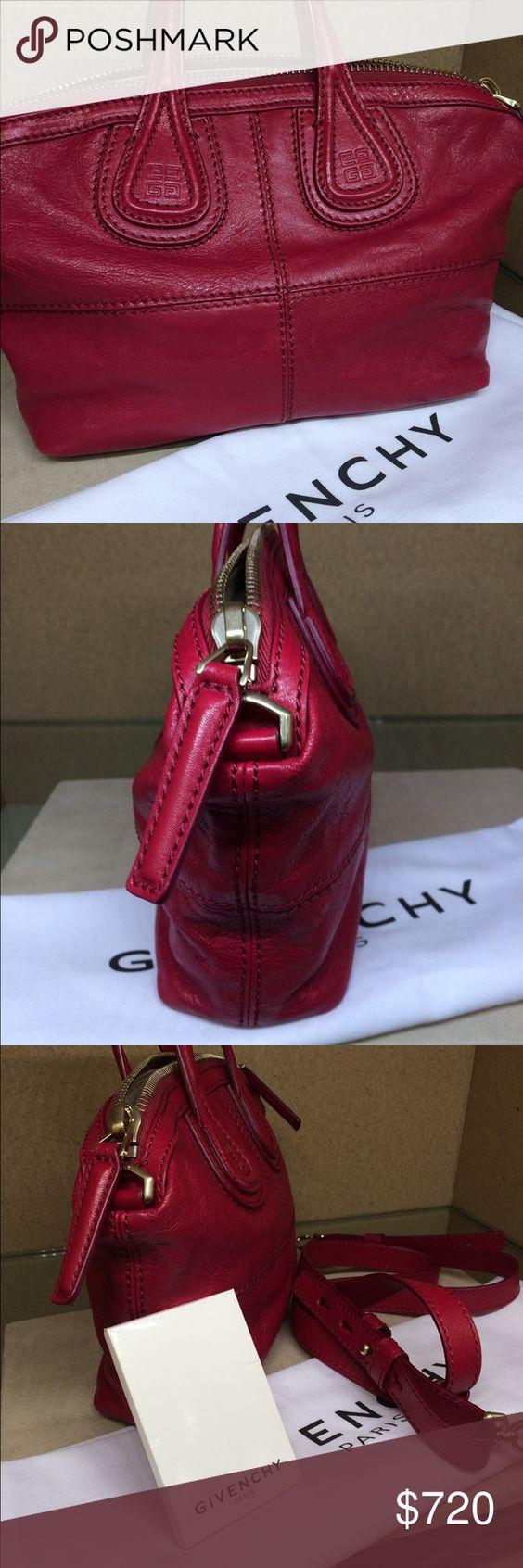 Bag Red Bags Mini Bags