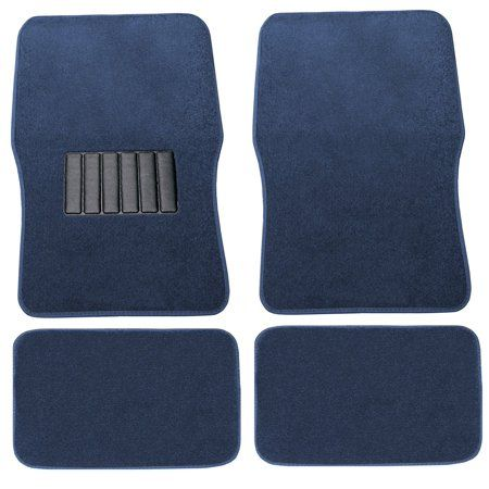 Premium Blue Carpet Floor Mats 4pc Front Rear No Slip Carpet For Toyota Celica Blue Carpet Carpet Flooring Car Floor Mats