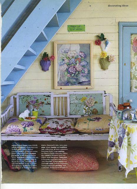 interior divine: colorful & summery scenes