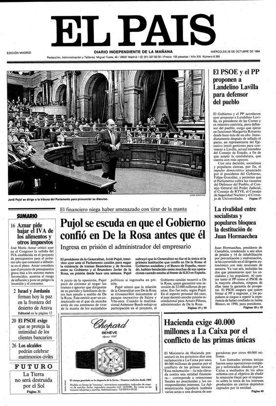 26 de Octubre de 1994