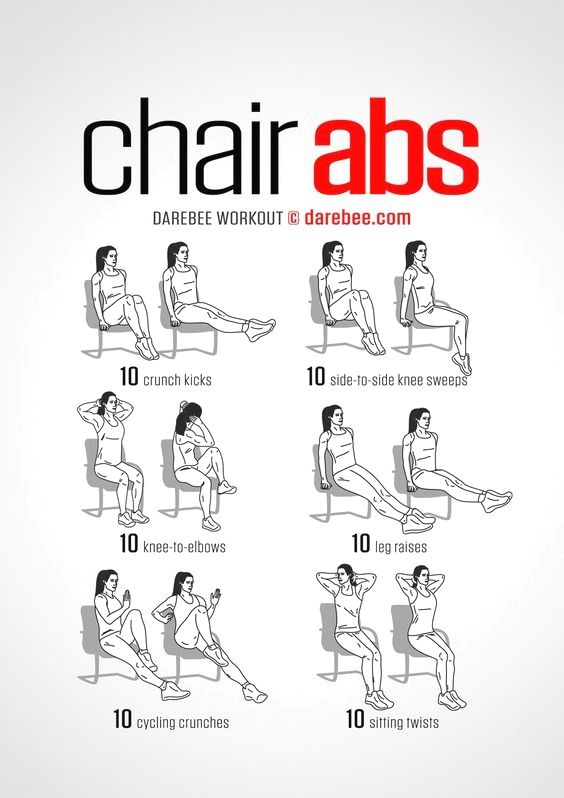 Ab Workout Love Handles Ideas Chair Exercises For Abs Senior Fitness Office Exercise