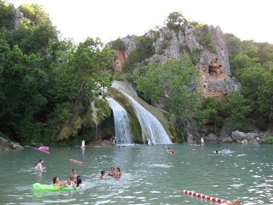 Turner Falls Davis Oklahoma Where I Ve Been