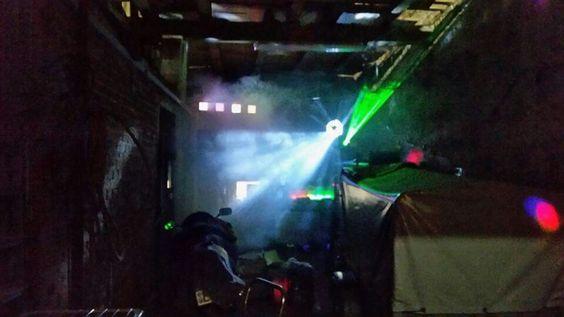 Party Scheune 2015