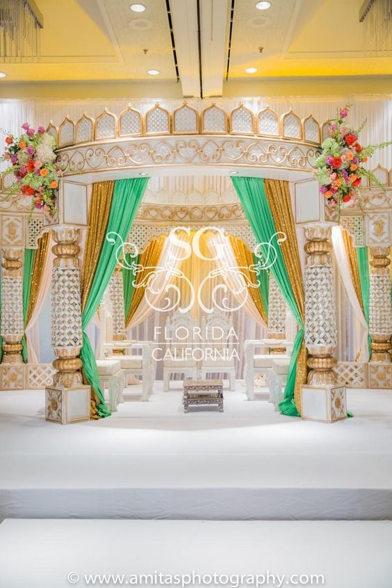 Amita S. Photography, Kavita and Saharsh, Hilton Tampa Downtown, Suhaag Garden, Indian wedding decorator, Florida destination wedding, mandap ideas