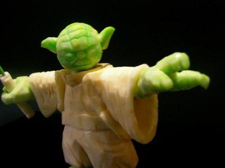 Star Wars Edible Art