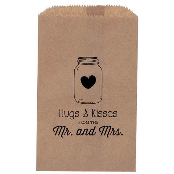 16 X 12 Custom Printed Kraft Paper Wedding Gift Bags: Pinterest • The World's Catalog Of Ideas