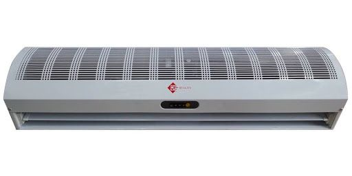 Air Curtain Fly Fan Air Curtain Offer Flexible Comfort And Huge Energy Savings Buy Qe 48 Air Curtain Fly Fan W Remote 220 240 V Pric In 2020 With Images