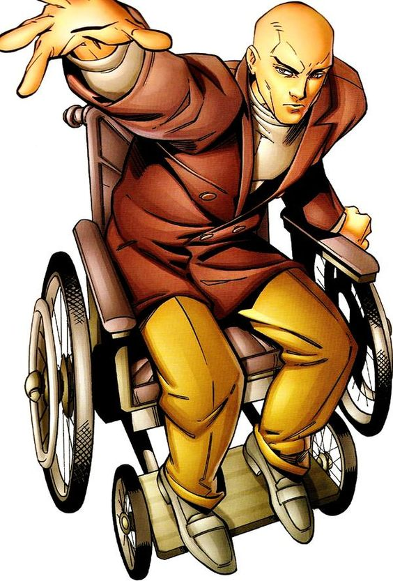Question For X MEN lovers - How old is Professor Charles Xavier?