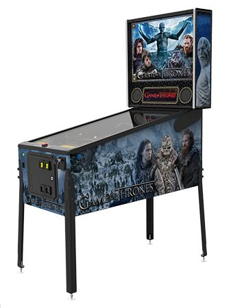 Game of Thrones premium   Stern Pinball