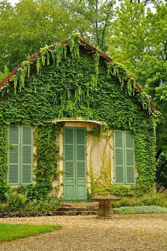 Cottage in the Cote-d'Or, France