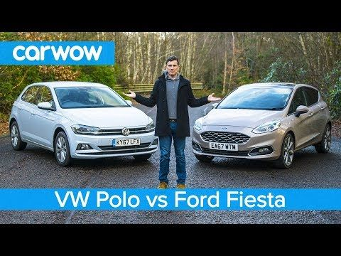 Volkswagen Polo 2019 Vs Ford Fiesta 2019 See Which Is The Best Small Car Carwow Youtube Best Small Cars Ford Fiesta Volkswagen Polo